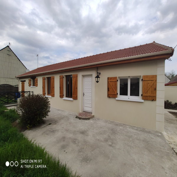Offres de vente Maison Mareuil-sur-Ourcq 60890